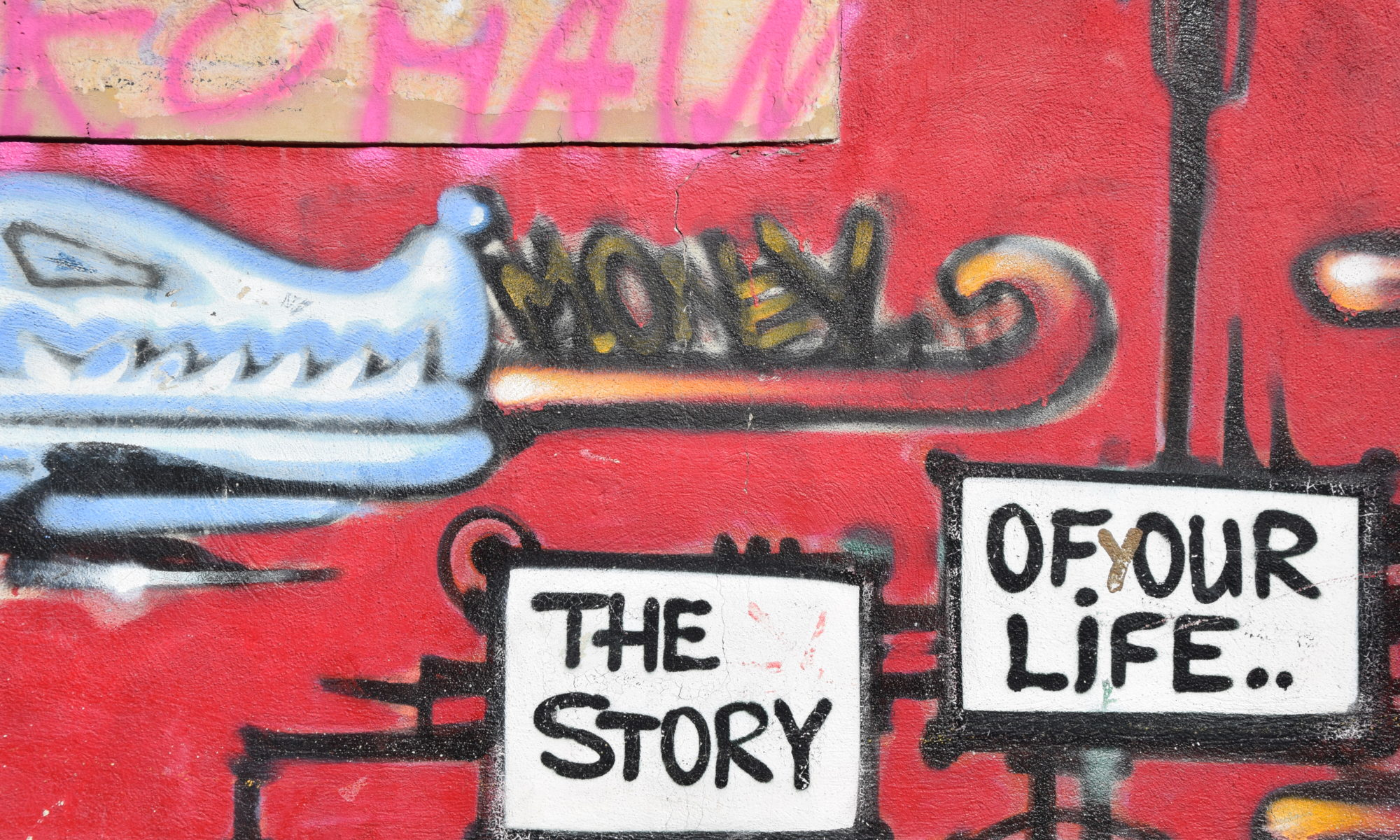 Streetart: Story of your life